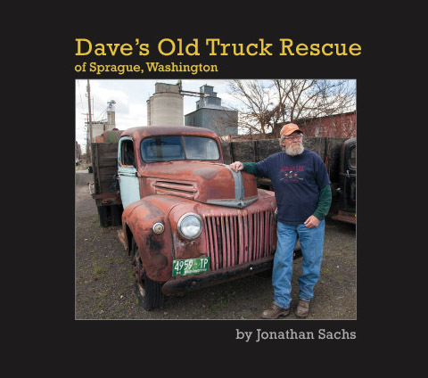 book - Dave's Old Truck Rescue