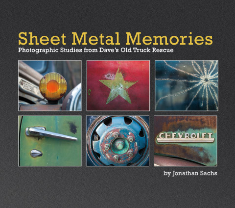 The Book Sheet Metal Memories